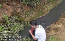 浦北林村村委会大麓村的空气和水源遭到附近养殖场影响,望关注!