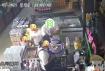 寨圩某超市遇到使用障眼法骗取财物男子,视频监控下还原整个过程