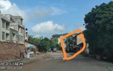 张黄坡禾地村路段未征求屋主同意就开勾机动拆,望一个公道的说法