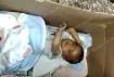 北通路段一婴儿被放纸箱抛弃路边,作为父母,你们良心不会痛吗?(官方已回复)