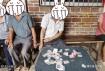 寨圩朋山村委会朋山村附近存在赌博现象,民警成功破获并抓获7人