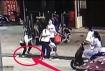 请尽快归还手机!张黄中学门口监控拍下一位阿姨捡走学生手机全过程