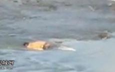 白石水镇交界的江上发现一具漂浮的尸体,事件在进一步调查处理中