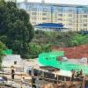 建设中的浦北景观桥最新进展!桥面已较好模型开始编织钢筋网