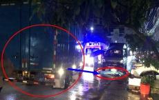 龙门车站路段发生车祸致一人抢救无效身亡,台风雨天行车多加谨慎