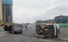 【晚8点红包】浦北各路段事故频繁如何破?来说说哪些路段事故多
